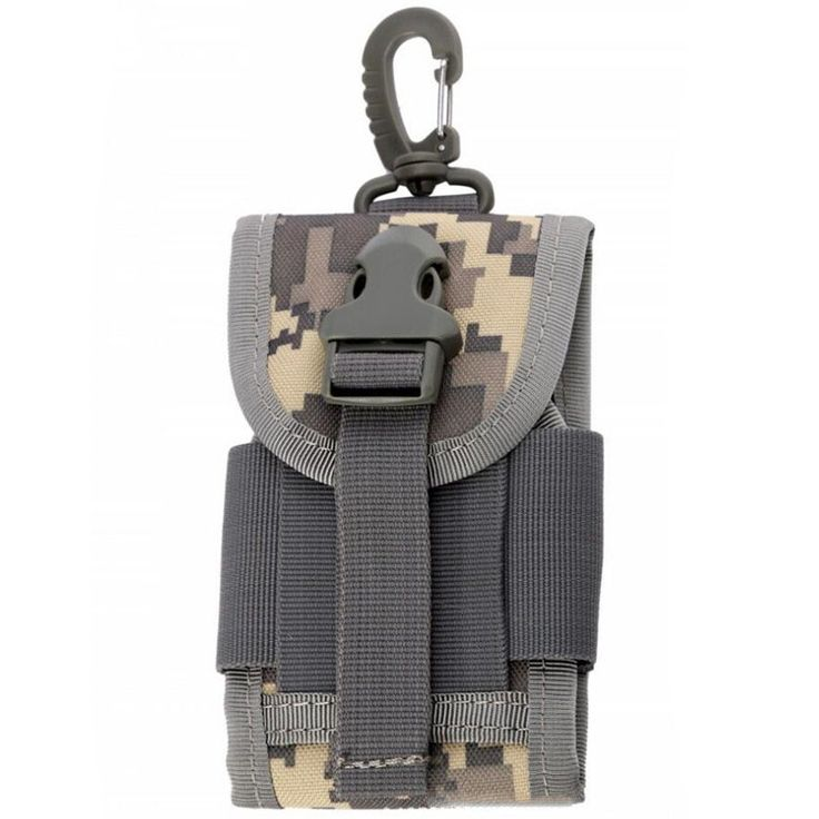 Outdoor Tools Travel Camping Hiking Bag Tactical Molle Cell Phone Hiking Waist Bag Pouch Survival Travel Tool Run Bags Q110