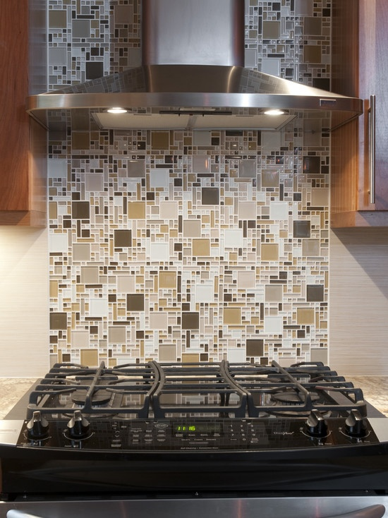 use a unique backsplash for your kitchen remodel i like