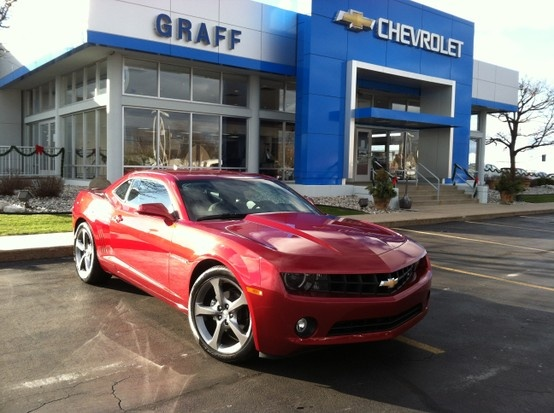 Delightful 2013 Camaro RS Crystal Red ♥ Good Looking