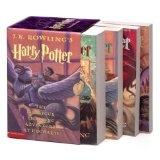 Harry Potter Boxset 1-4 (Paperback)By J. K. Rowling