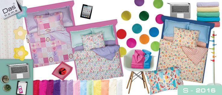 Das home Kids Trends 2 .. Summer 16