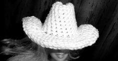 Niftynnifer's Crochet & Crafts: The Cowboy Cowgirl Free Barbie Hat Crochet Pattern