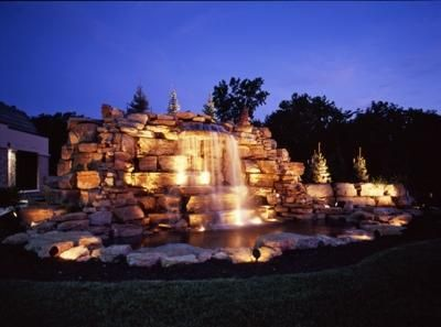 24 best landscape lighting images on pinterest exterior lighting tampa bay water features glow with underwater lighting best landscapelandscape aloadofball Gallery