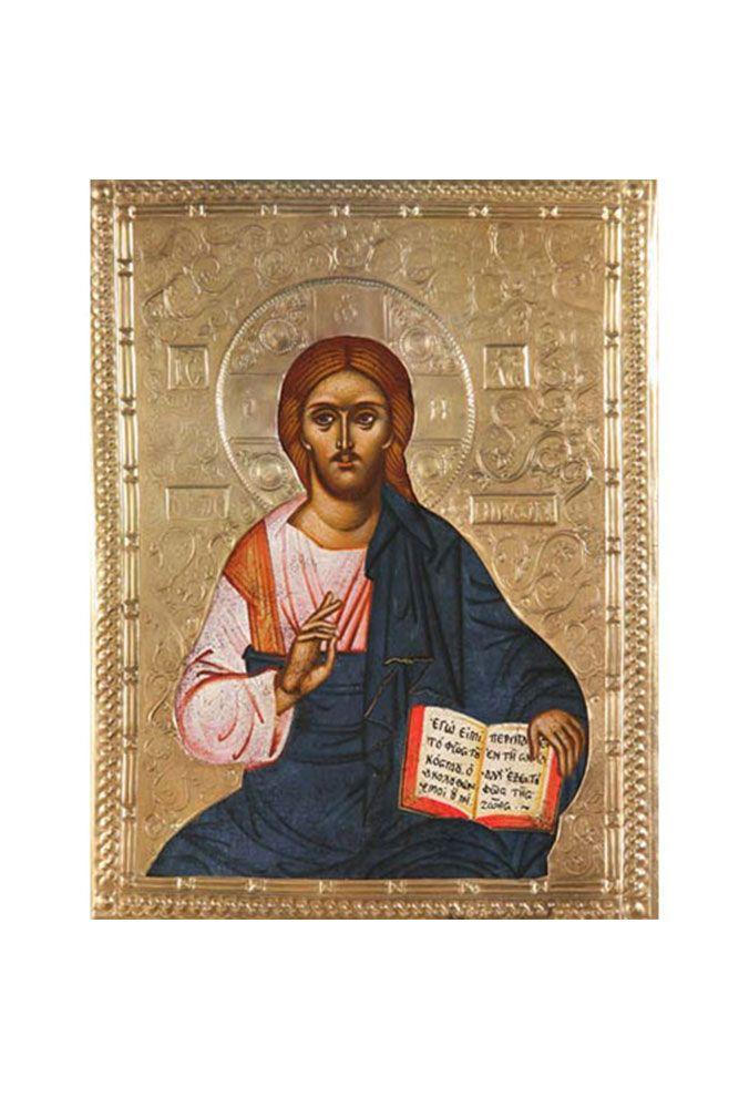 Religious icon: Jesus of Protato - HELLENIC CULTUREHELLENIC CULTURE