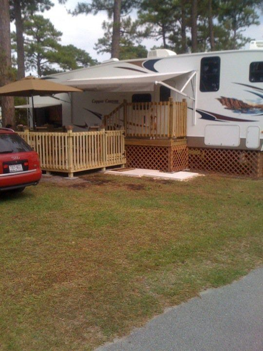 29 best Camper deck ideas images on Pinterest | Campers ...