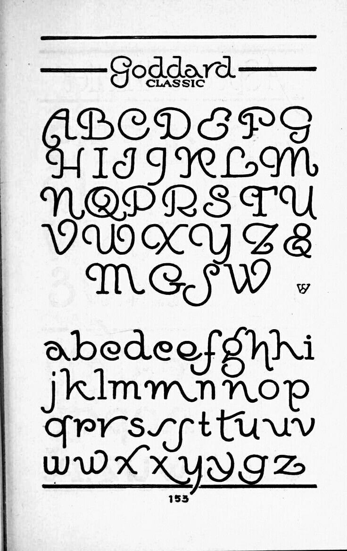 Improveyourhandwriting Handschriftliche Schriften Handlettering