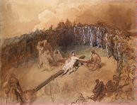 Gustave Doré, Le Christ cloué sur la croix, Strasbourg