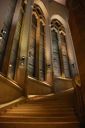 Suzzallo Library at University of Washington, Seattle