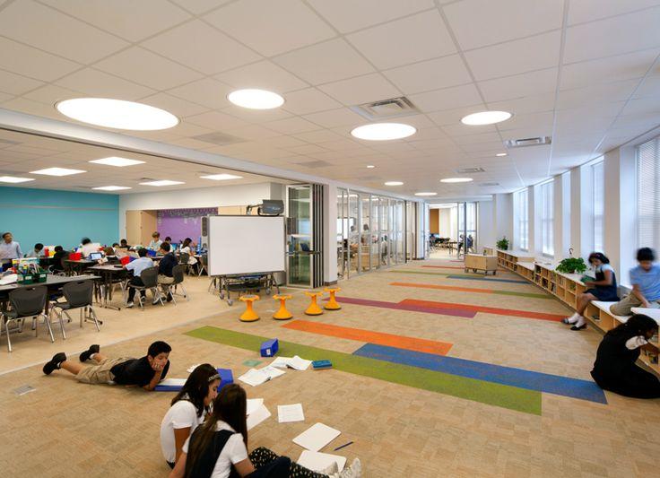 Sage Modular Classroom ~ Images about st century schools on pinterest