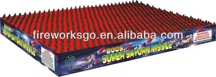 800S Super Saturn Missile Standard Fireworks for sale