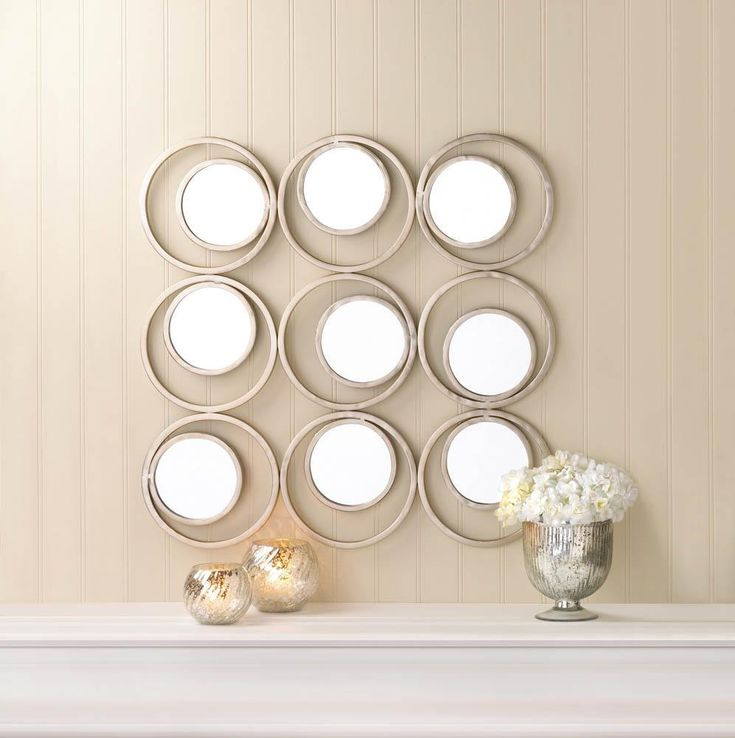 Wall Decor Around Mirror : Best ideas about beach style wall mirrors on