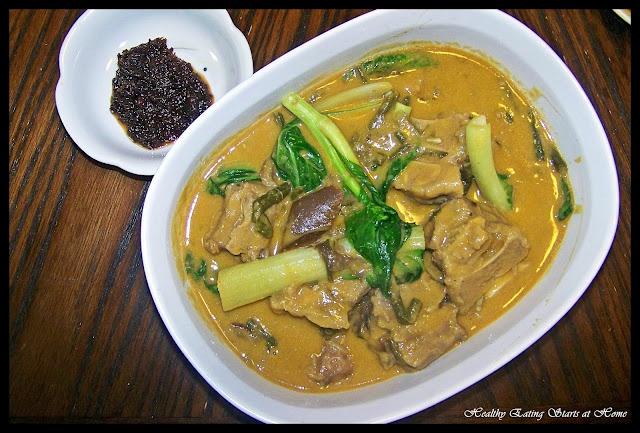 how to cook filipino kare kare
