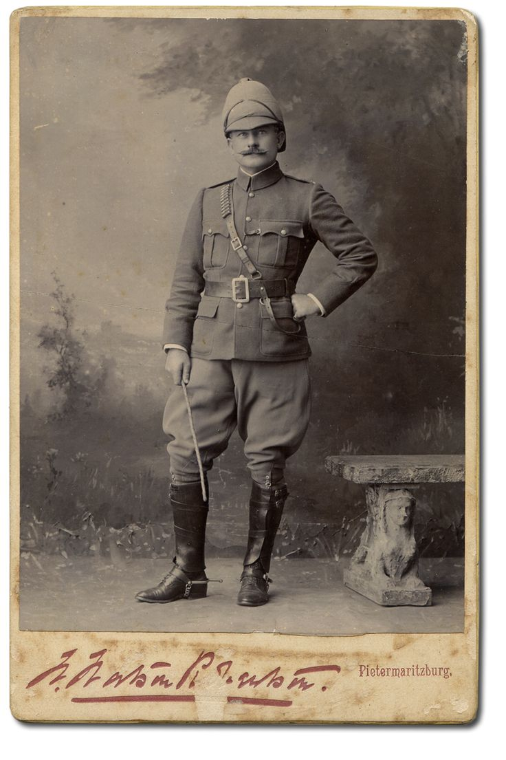 Soldiers of the Queen - Unidentified British Officer - Anglo-Boer War