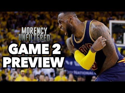 NBA Finals Game 2 Preview & AFL Best Bets of the Week | Morency Unfiltered
