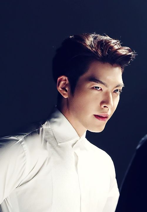 Kim Woo Bin for Cine21