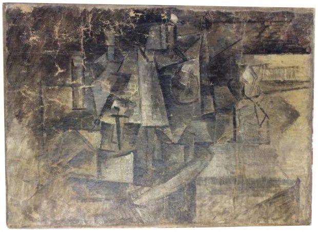 Parijs – Het Centre Pompidou in Parijs hoopt ditlang verdwenen schilderij van Picasso terug te krijgen in mei, nu het is teruggevorderd door de Amerikaanse douane. Hetkubistische…
