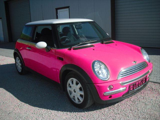 roze-mini-cooper.