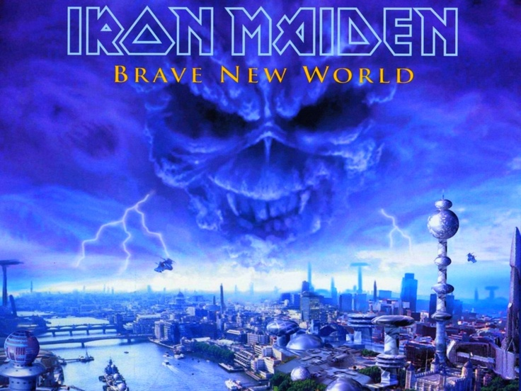 25 Best Iron Maiden Album Covers Images On Pinterest