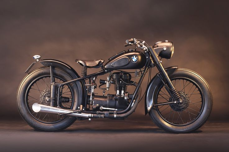 1950 BMW 250cc R25 - Heroes Motorcycles