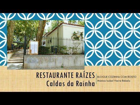 Cozinha Com Rosto: PASSEIO TURÍSTICO POR CALDAS DA RAINHA