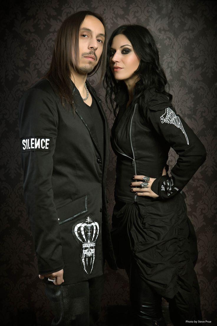 Andrea Ferro & Cristina Scabbia
