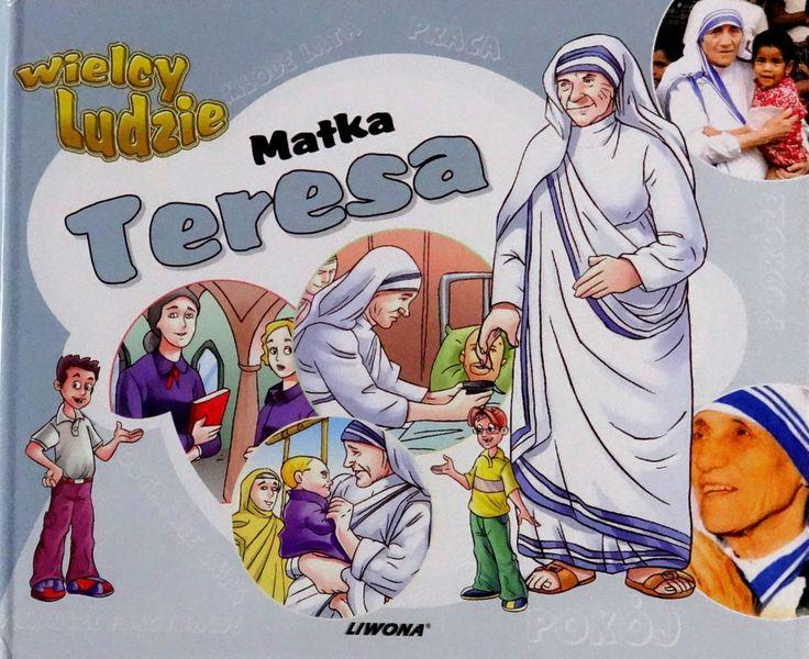Polish Book - Mother Theresa. Polska Książka Dla Dzieci- Matka Teresa