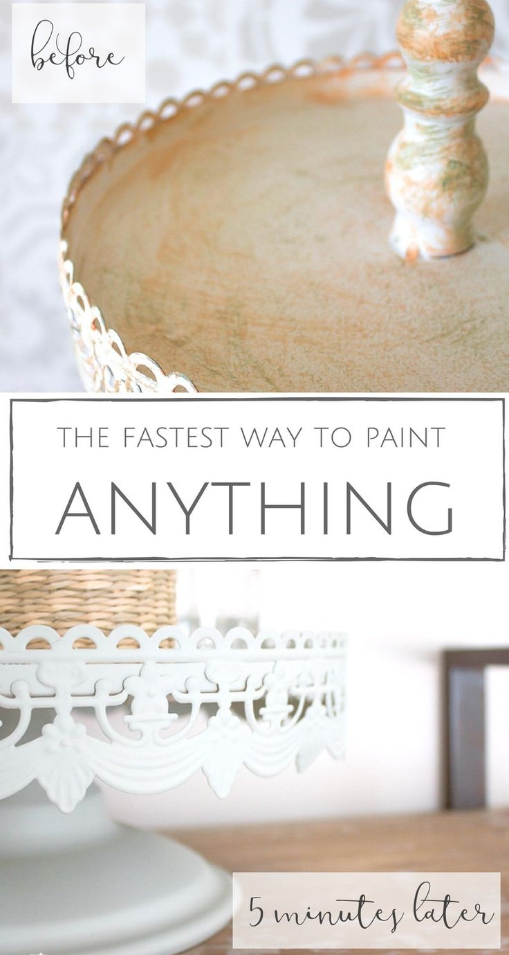 Ahhhh, the incredible power of paint! I can't wait to show y'all how I…