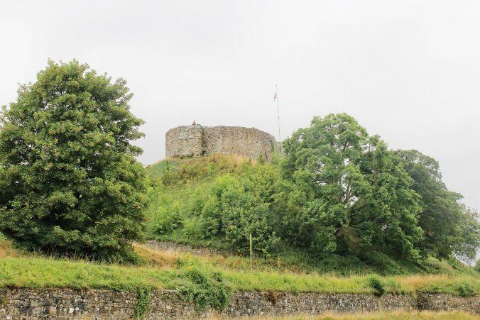 Carisbrooke Castle, île de Wight
