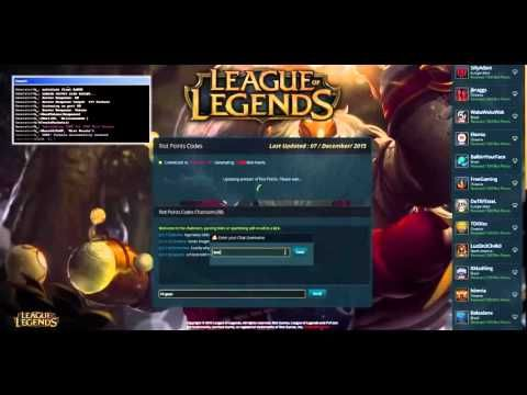 Simple Tricks To Get RP on League of Legends Champions - YouTube