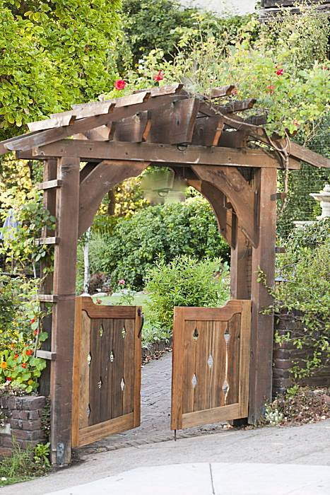 High Quality Garden Trellis Gate