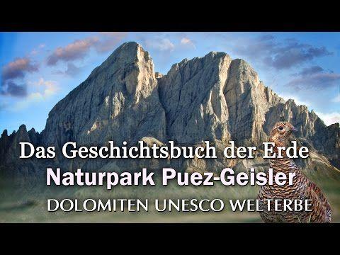 Naturpark Puez-Geisler - geosfilm - YouTube