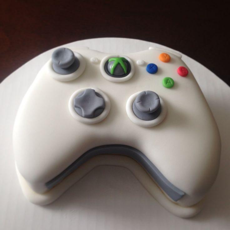 Xbox Birthday Cake Pics