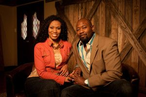 Jerry and Priscilla Shirer