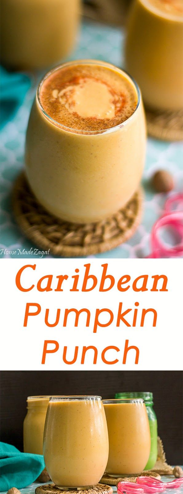 A deliciously refreshing pumpkin drink made with pureed pumpkin and milk. With the addition of Guinness and nutmeg gives this drink an amazing flavor.