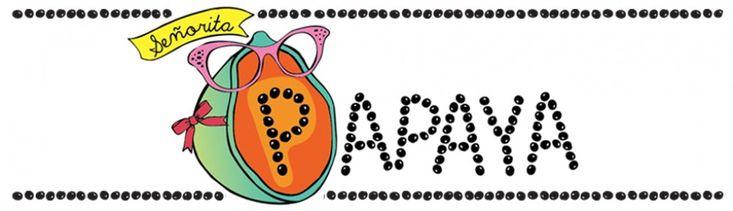 Blog Señorita Papaya