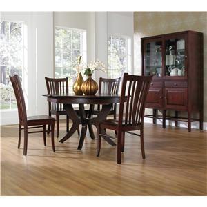 Canadel Custom Dining Furniture At Dunk Bright