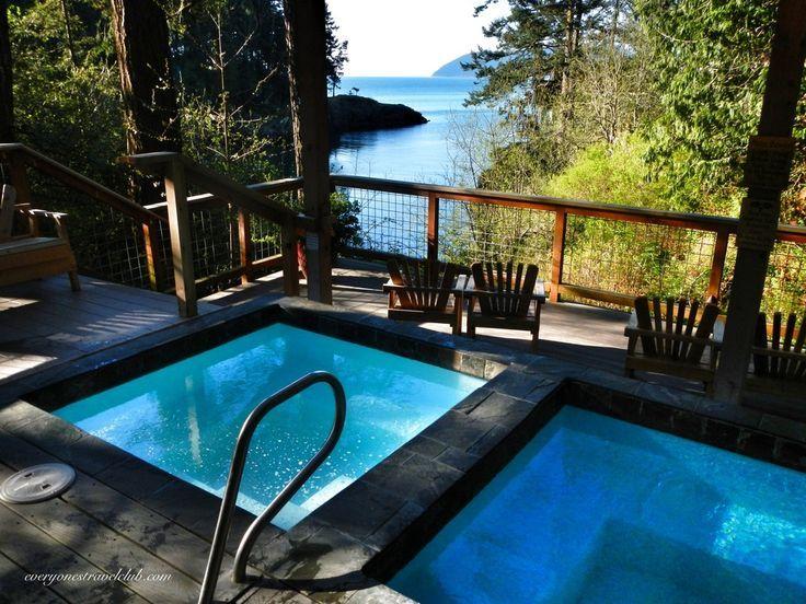 Doe Bay Resort, Orcas Island, Washington,