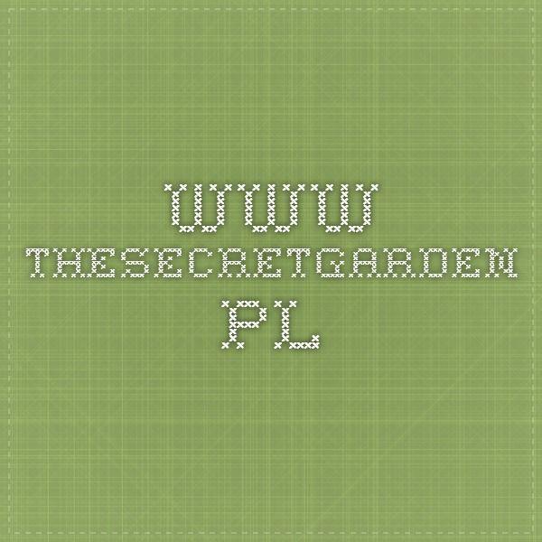 www.thesecretgarden.pl
