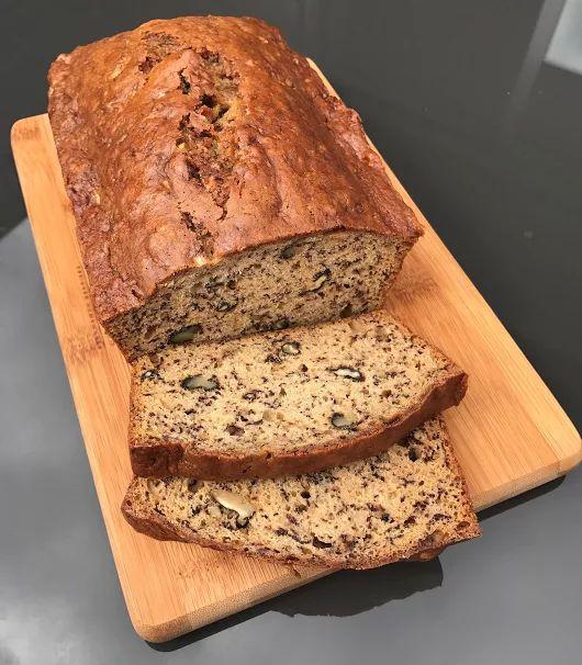 Yummy, Yummy Walnut Bread, recipe 144!