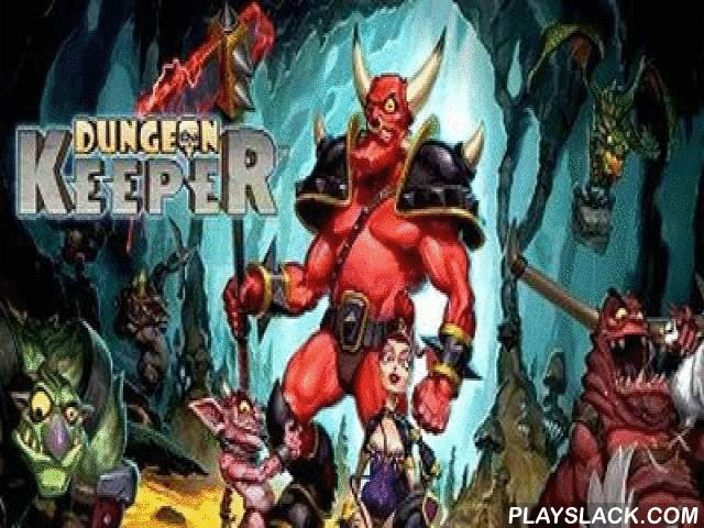 Dungeon Keeper  Android Game - playslack.com , make your vault, get assets, make defense and, certainly, attack.
