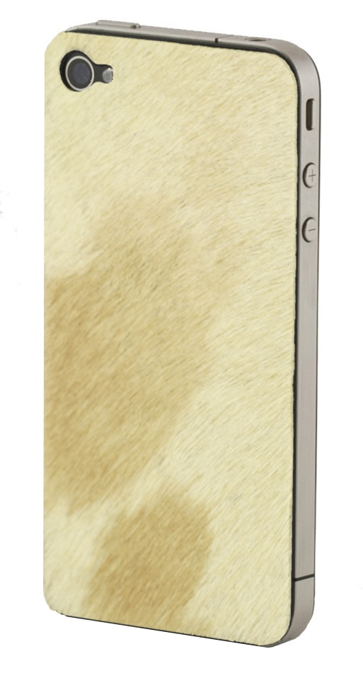 Cow got back! iPhone skin by dbramante 1928, see more of our product range at http://www.dbramante1928.com