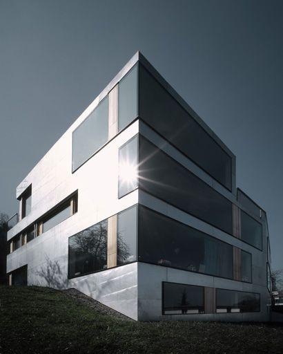 Architectu0027s And Artistu0027s House At The Foot Of The Üetliberg, Zurich  Fuhrimann Hächler Architects
