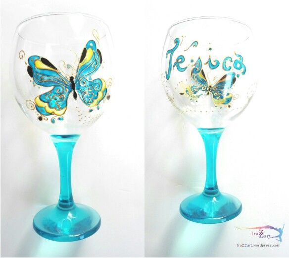 Copa mariposa