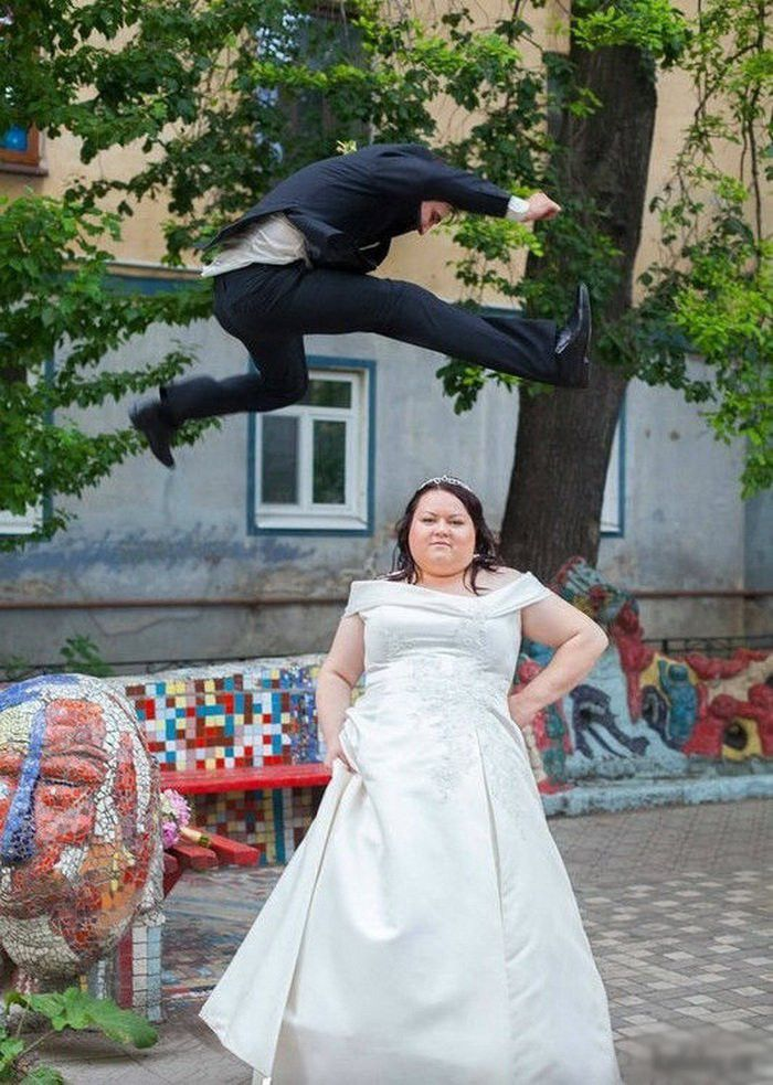 Funny Wedding Photographers Who Got It Totally Wrong