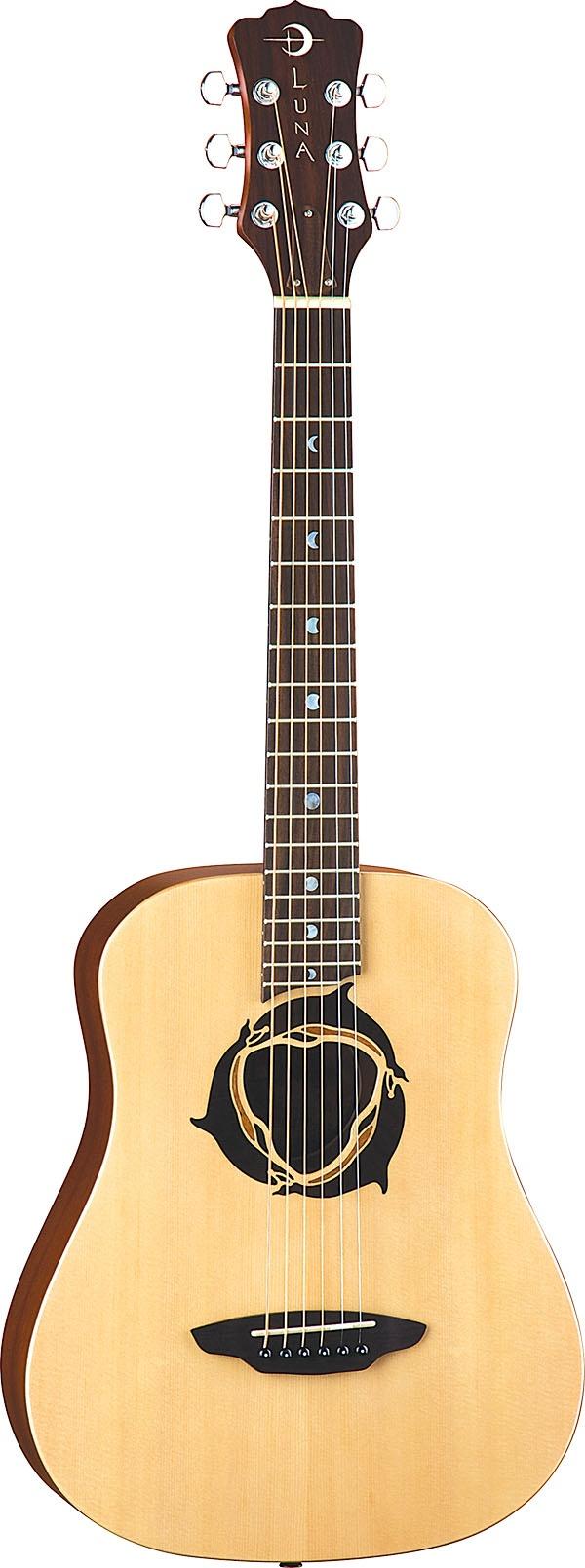 Best Luna Travel Guitar