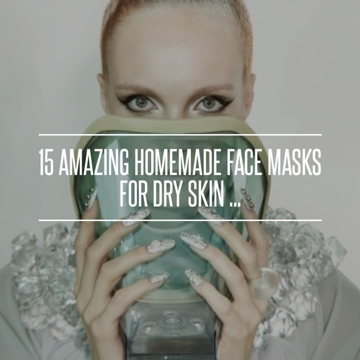 homemade peel off mask for dry skin