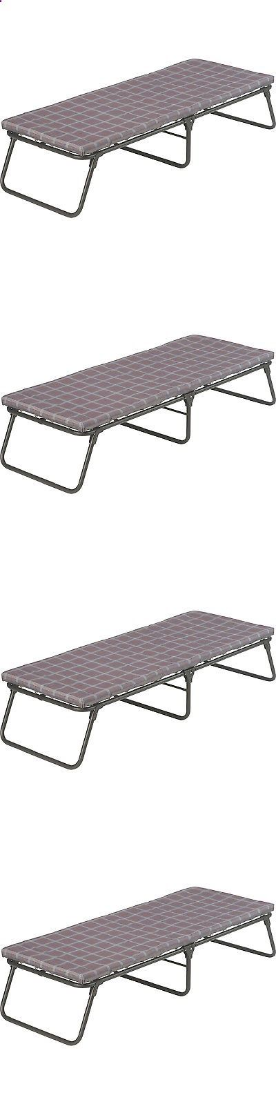 Cots 87099: Comfortsmart Camping Cot Portable Folding Sleeping Bed Outdoor Mattress -> BUY IT NOW ONLY: $98.08 on eBay!