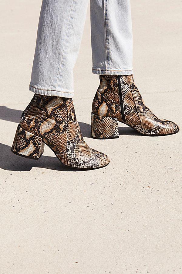 Lillian Heel Boots Boots Heeled Boots Block Heels Outfit