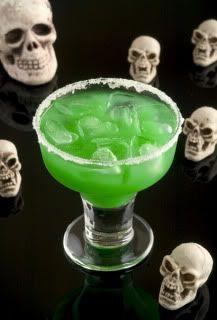 Monster Mash  1oz. Gold Rum  1oz. Lemon Schnapps  2oz. Vodka  1 Can Monster energy drink