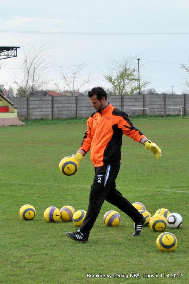 Keepersport Academy - Mgr. Mesaros Igor (Goalkeeper Trainer FC Nitra, Keepersport Academy)